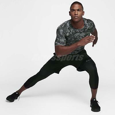 Clothing, Shoes & Accessories Dynamic Nike Men Pro Hypercool Top Short Sleeve Compression Workout Digi Camo 828177-037 Choice Materials Clothing & Accessories