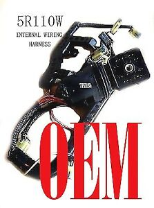 Details about Ford 5R110W Transmission Internal Wiring Harness OEM on
