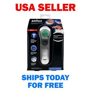 IN-HAND-Braun-No-Touch-Forehead-Digital-Thermometer-NTF3000US-USA-SELLER