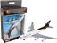 thumbnail 1 -  Realtoy Die Cast Metal (Grey) Ups Single Plane (DARON8941) 830715043449
