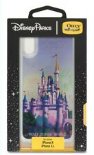 official photos 0ae28 8f142 Disney Parks OTTERBOX Cinderella Castle iPhone X Case Cover for sale ...