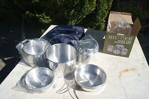 Nesting-Billy-Can-6-Piece-Cooking-Outdoor-Camping-Stove-Pots-amp-Pans-Nest-Tin-Set