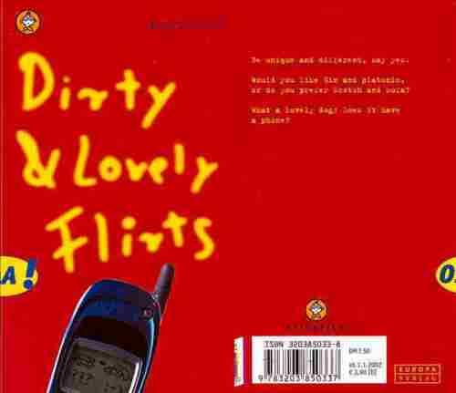 1 von 1 - Dirty & Lovely Flirts - Inglisch 4 U - Sprüche englisch - NEU