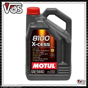 OLIO-MOTORE-MOTUL-8100-X-CESS-5W40-ACEA-A3-B4-5-LITRI-100-SINTETICO