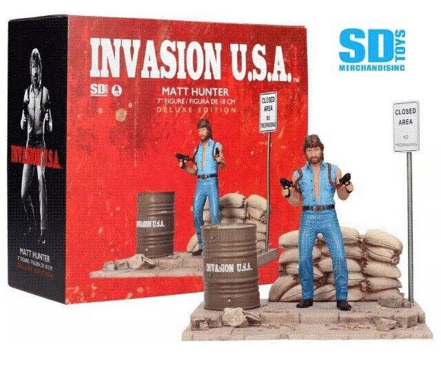 diseño único SD Juguetes Movie Icons invasión usa 7  Acción Acción Acción Figura Diorama Edición De Lujo Set Nuevo  comprar barato