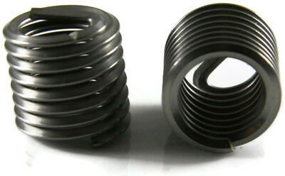 Stainless Steel Helicoil Thread Insert #6-32 x 1 Diameter Qty-100