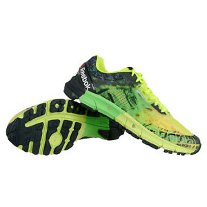 Reebok One Cushion 3.0 AG Men s Running Crossfit Trainers Sports ... 47c87c18e