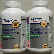 Equate mature multivitamin
