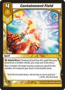 3x Wave Lancer Kaijudo NM Clash of the Duel Masters