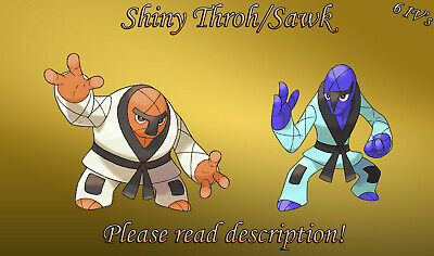 Shiny Sawk