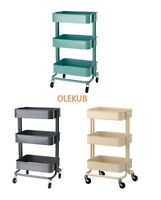 Ikea Raskog Kitchen Cart Råskog Different Colors