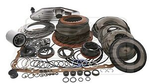 Details about Dodge 68RFE Transmission Raybestos Stage 1 Red Performance  Deluxe Rebuild Kit