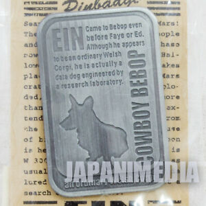 RARE-Cowboy-Bebop-EIN-Dog-Pins-JAPAN-ANIME