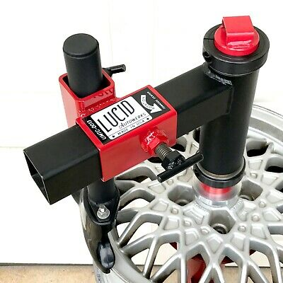 DIY Ultimate Manual Tire Changer XL Modified Upgrade Attachment Duckhead Mount