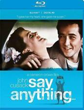 Say Anything NEW Blu-ray disc/case/cover only-no digital John Cusack 2015