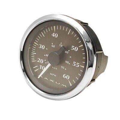Faria Boat Speedometer Gauge SE9567AUS Marine 3 1//4 Inch Black