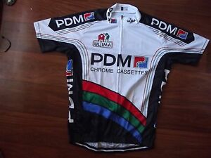 4ce94e894 Image is loading Brand-New-Team-PDM-cycling-Jersey-Lemond-Kelly