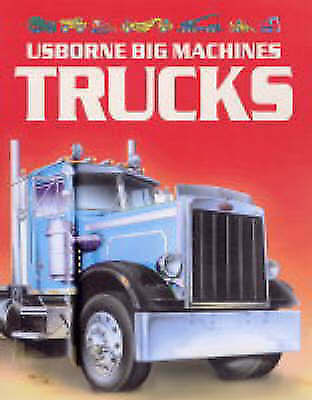 Castor, Harriet, Trucks (Young Machines), Very Good Book