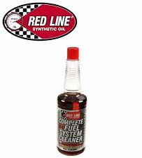 NEW Red Line High Performance Complete System Fuel Cleaner Synthetic Additive