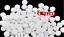 lot-50-bouton-uni-6mm-2-trou-scrapbooking-couture-creation-decoration-mercerie miniature 13