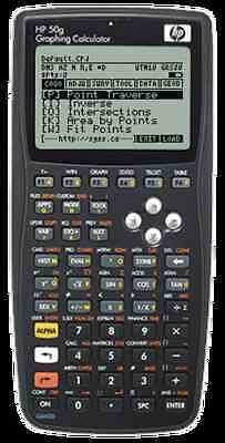 HP 50g Graphing Calculator Software.