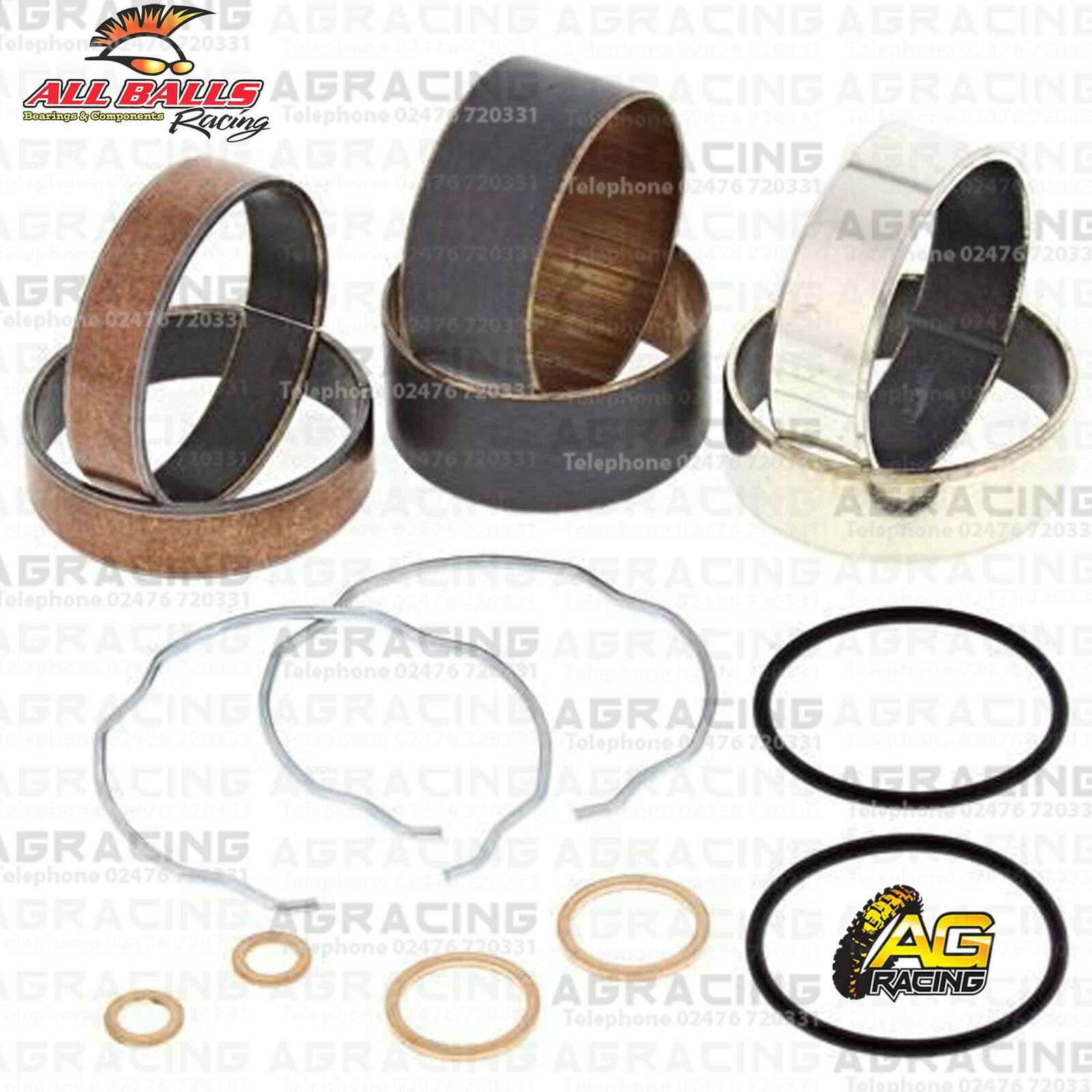 For Honda CR 500 R 2001 Bolt Screw Allen Kit Sprocket 193 Piece
