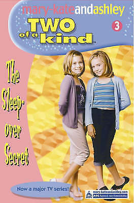 """AS NEW"" Olsen, Ashley, Olsen, Mary-Kate, The Sleepover Secret (Two Of A Kind, B"