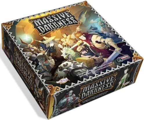 Massive Darkness Board Game Neu Brettspiel New