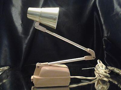 Milk Chocolate Colored Tensor Desk Lamp bakelite modern ...