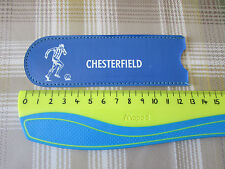 Original 1970's CHESTERFIELD Football Club Comb Case