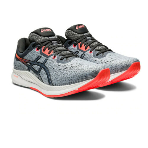 Asics Mens Evoride Running Shoes Trainers Sneakers Grey Sports Breathable