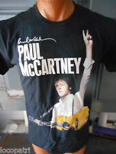 Mens Unisex 2-Sided Paul McCartney Concert On The Run Tour Shirt New M