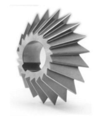 Toolmex 3x1//2x1 60° Single Angle Cutter RH