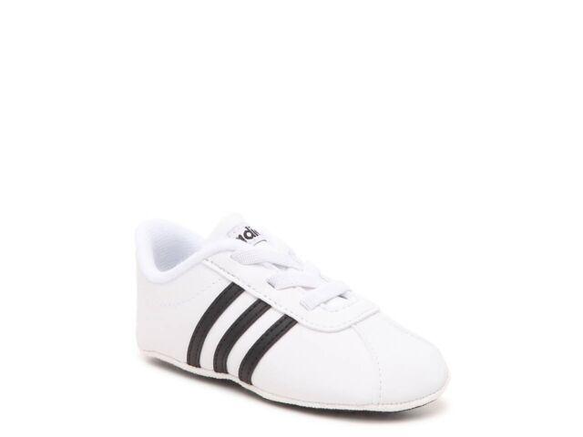 lo último brillante n color como comprar adidas Originals Superstar Crib Shoes for Baby White & Black Size ...