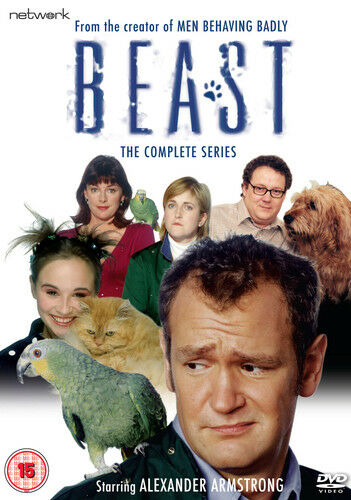 Beast: The Complete Series DVD (2014) Alexander Armstrong ***NEW***