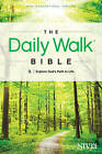 Daily Walk Bible-NIV: Explore God's Path to Life by Tyndale House Publishers (Paperback / softback, 2013)