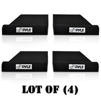 Lot Of (4) Pyle Psi03 Acoustic Sound Isolation Dampening Recoil Stabilizer Riser on sale