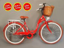 28 pollici donna Amsterdam bicicletta citybike cityrad damenrad classica vintage retrò