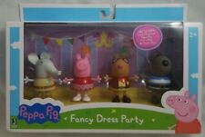 Peppa Pig 06667 Fancy Dress 5 figure Pack Toy for sale