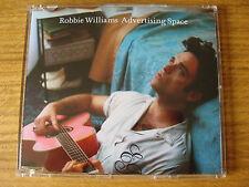 CD Single: Robbie Williams : Advertising Space