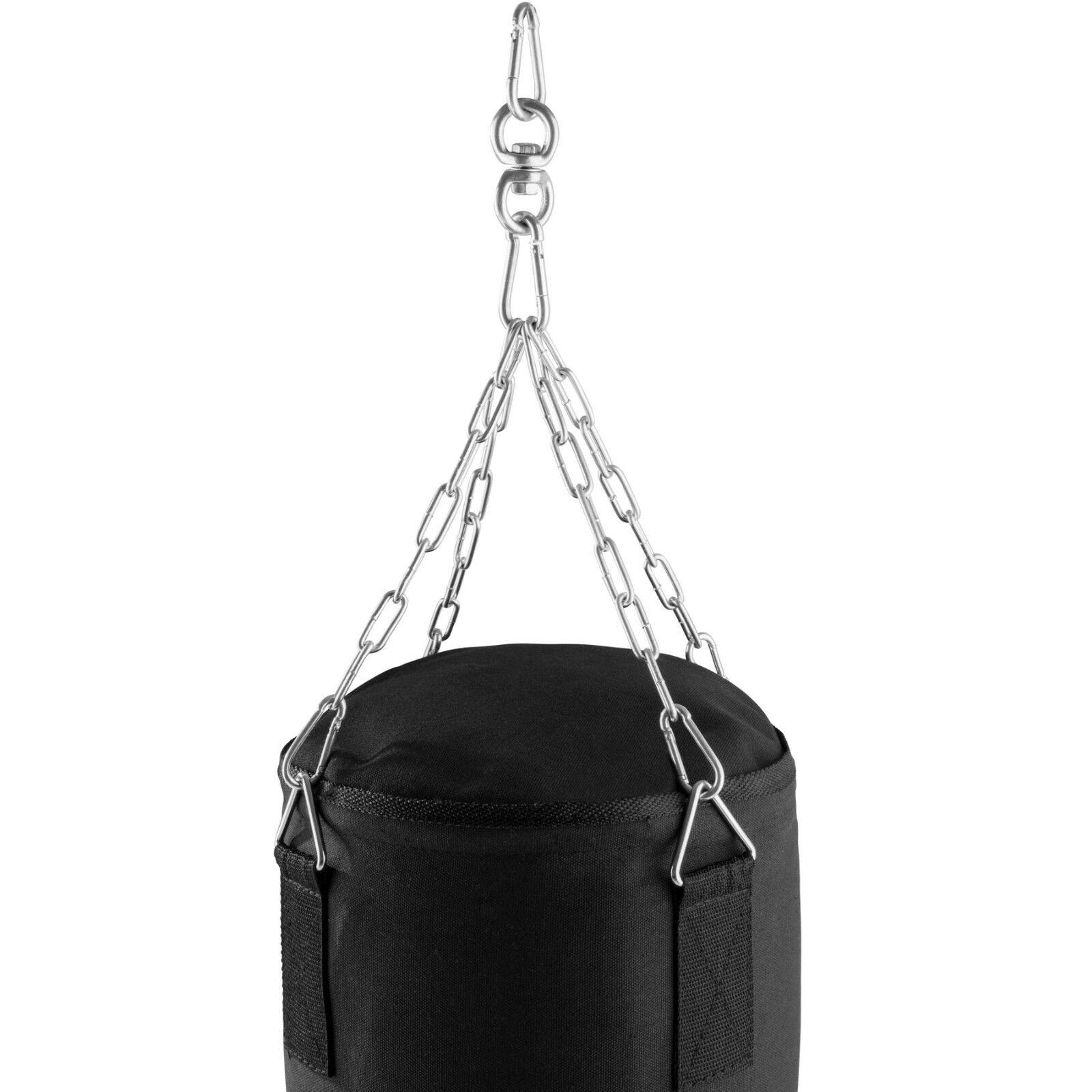 Sacco da da Sacco boxe pieno 25kg con sospensione pugilato allenamento sport 105cm 0cc287