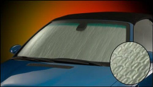 Bubble Windshield Sun Shade 2015-2018 Ford Edge w//o Sensor Heat Shield FD-905-B