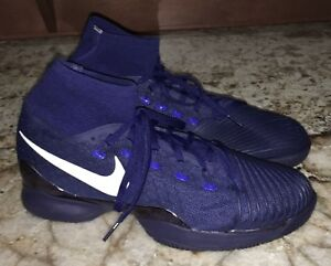 a9e34add01322 NIKE Air Zoom Ultrafly Deep Royal Blue Tennis Shoes Sneakers NEW ...
