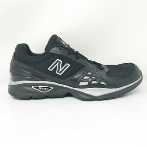 New-Balance-Mens-720-V1-MX720BK-Black-Running-Shoes-Lace-Up-Low-Top-Size-8-5-D