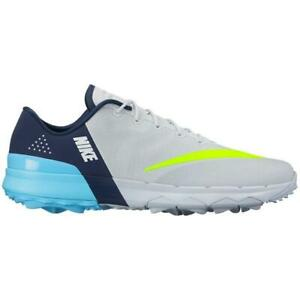 02cc1460eef7 Image is loading Mens-Nike-FI-FLEX-Pure-Platinum-Golf-Trainers-