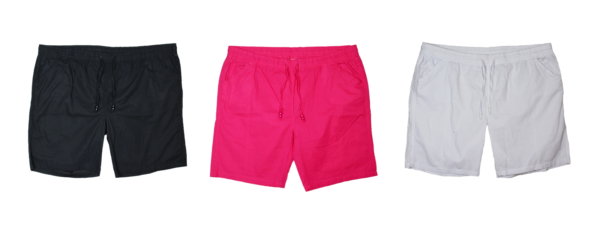 #neu Janina Señora Bermudas Shorts/pantalones Cortos Algodón Sobre Tamaño Talla 50, 54, 56-ver Bonita Y Colorida