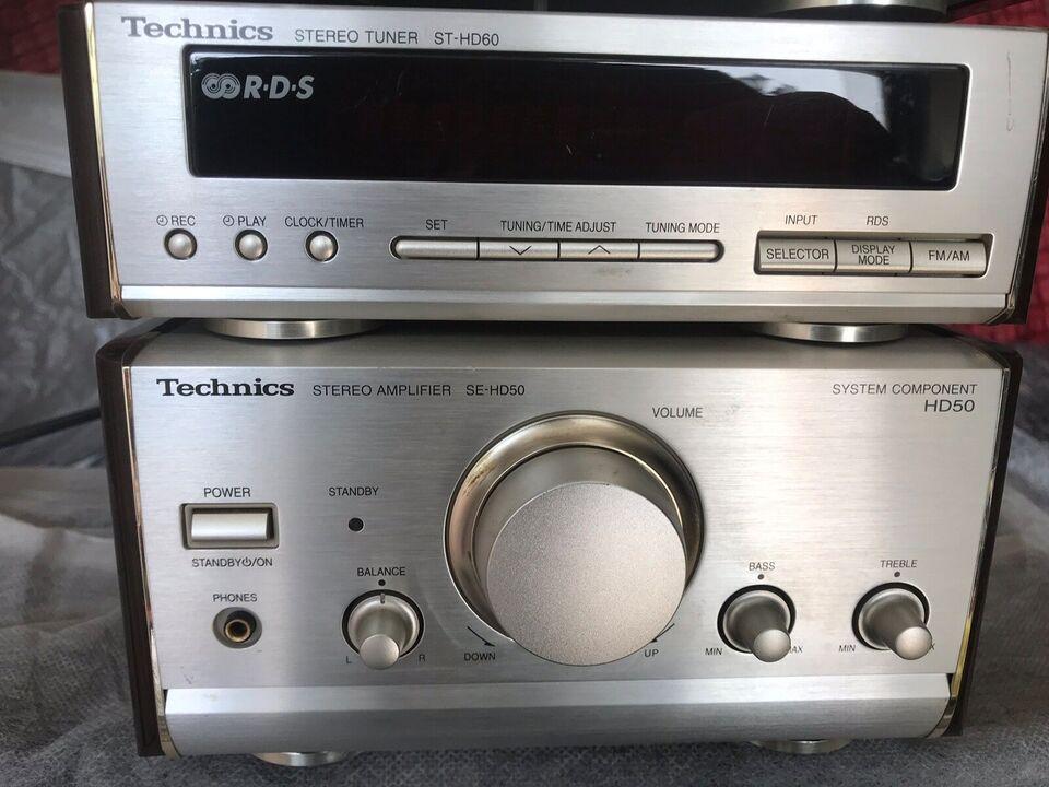 Stereoanlæg , Technics, Andet