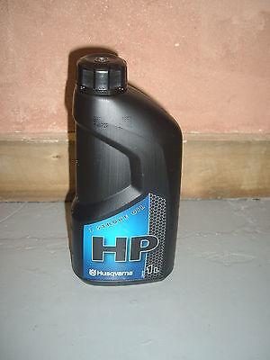HUSQVARNA HP  1 LTR PREMIUM 2 STROKE OIL HIGH PERFORMANCE