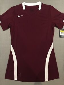 309e232f3 Image is loading Nike-Womens-Dri-Fit-Volleyball-Short-Sleeve-Game-