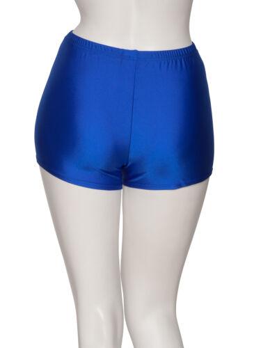 Girls Ladies All Colours Lycra Dance Gym Sports Hot Pants Shorts KHPN-5 Katz